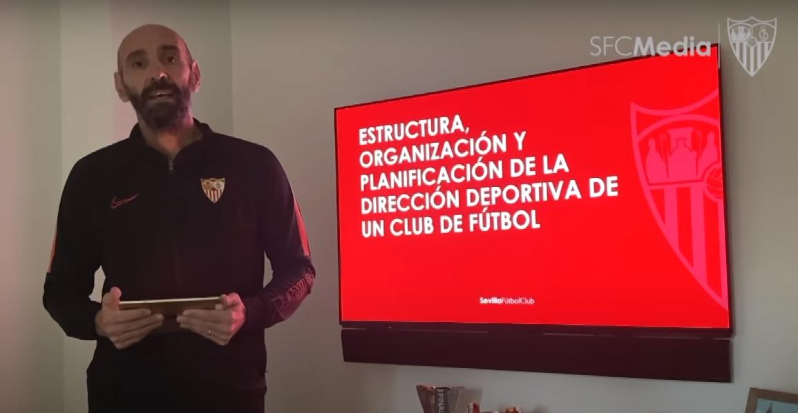 Estructura, organización y planificación de la dirección deportiva de un club