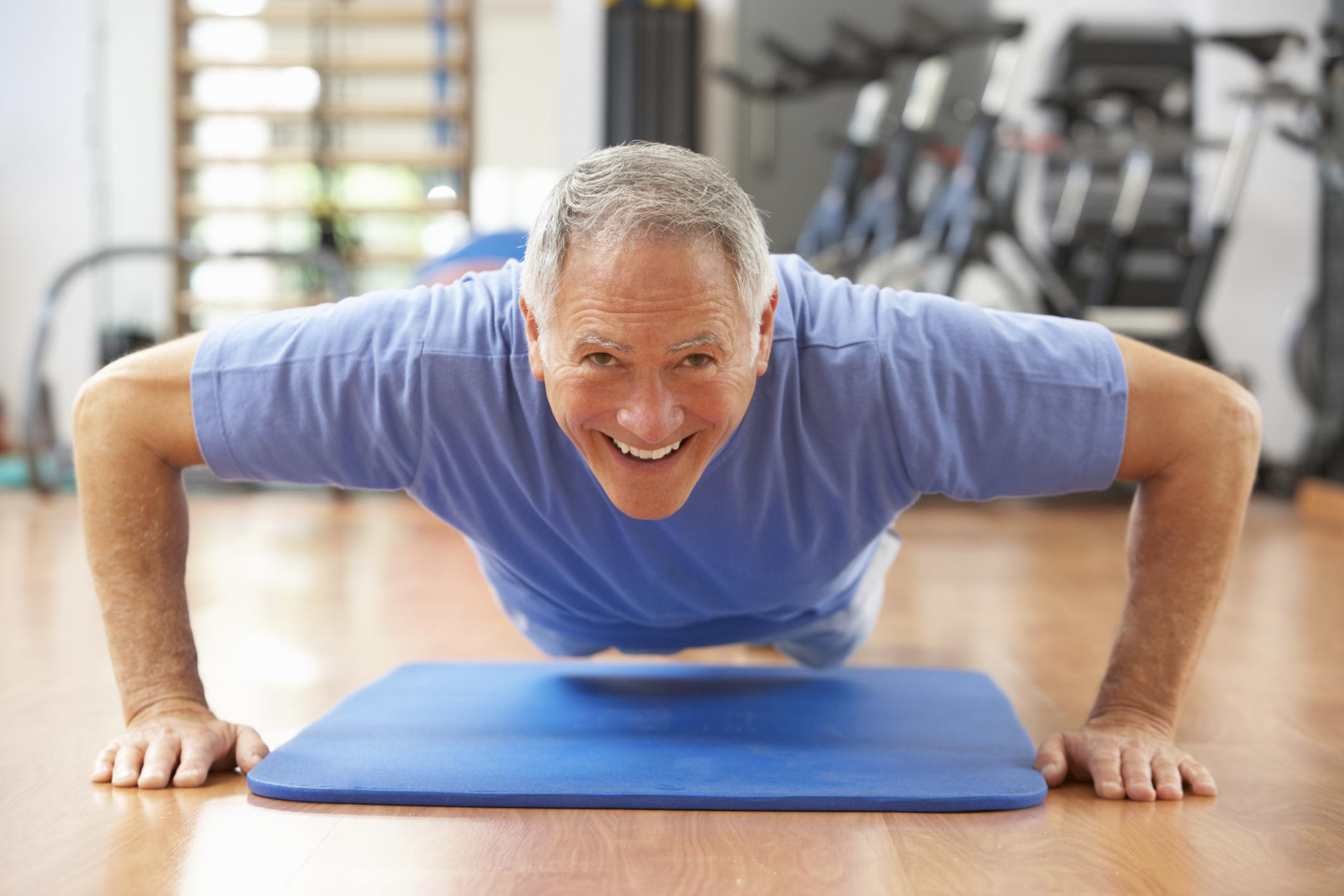"""La fuerza muscular: """"añade años de vida y vida a los años"""""""