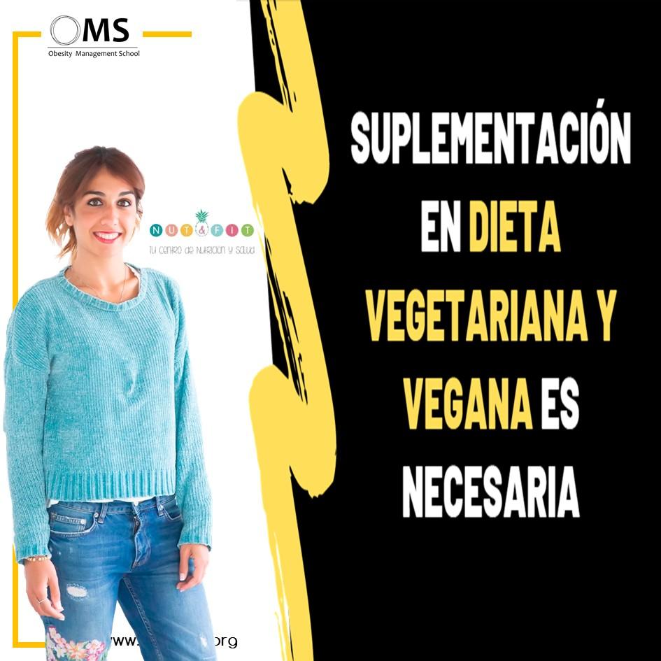 Parte I. Suplementación en dieta vegetariana y vegana ¿es necesaria?