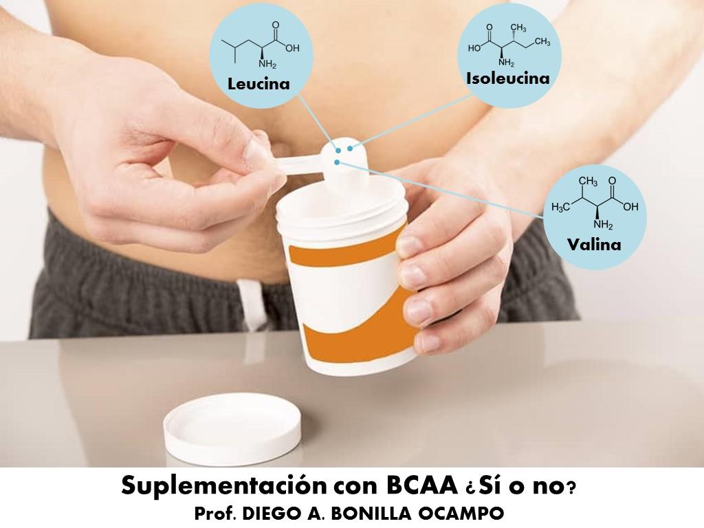 Suplementación con BCAA ¿Sí o no?