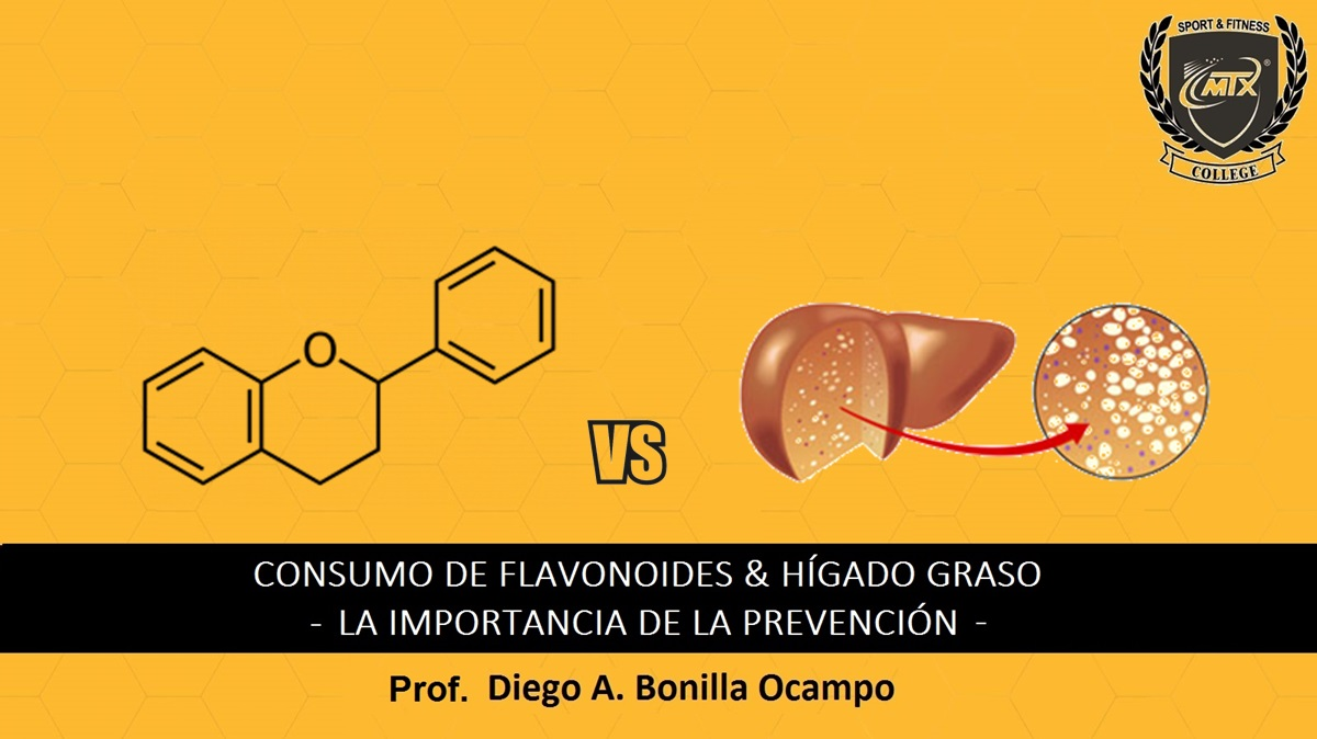 Consumo de Flavonoides & Hígado Graso - La Importancia de la Prevención