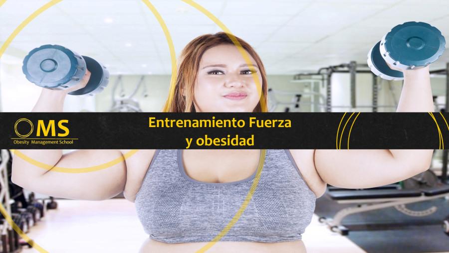 Influencia del entrenamiento de fuerza en la condición física de personas mayores, con obesidad y con sarcopenia