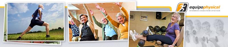 Curso de Evaluación y Ejercicio Adaptado en Adultos Mayores
