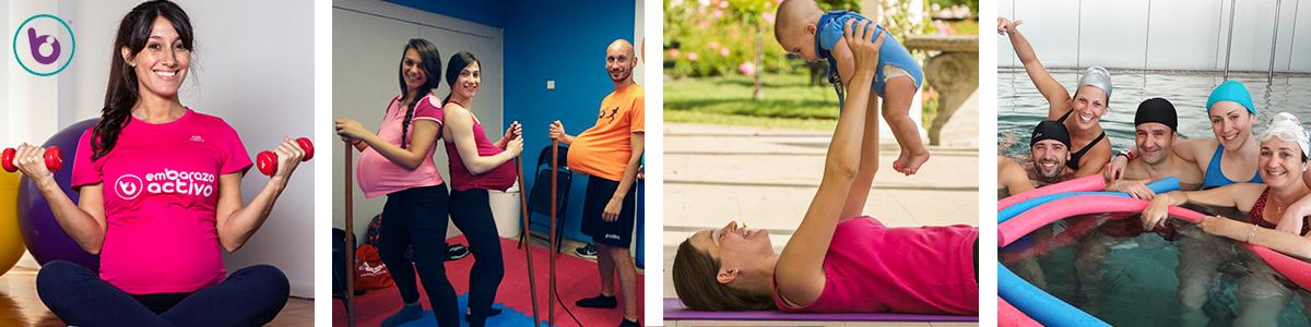 Actividad Física en el Embarazo y Post Parto - Sistema Embarazo Activo®