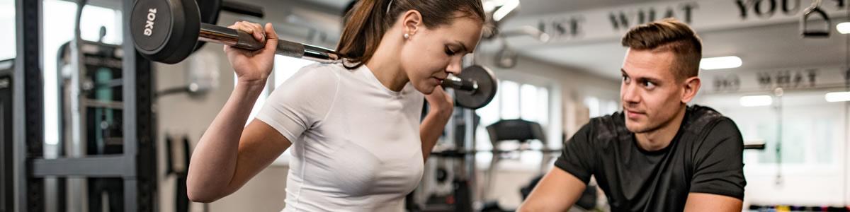 Diplomado en Entrenador Personal en Gimnasio y Fitness On Line