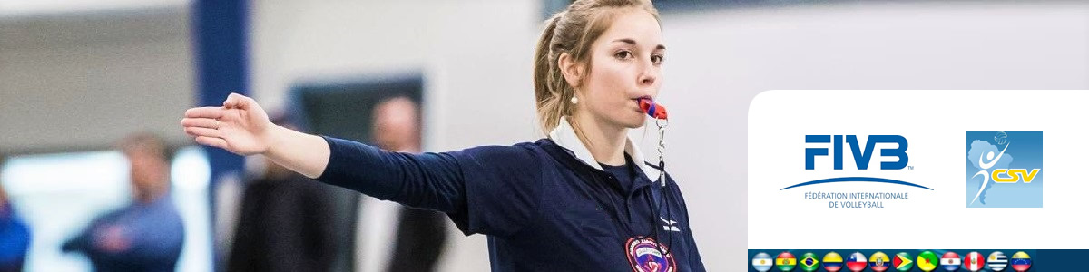 Curso Oficial en Arbitraje de Voleibol - Nivel 1