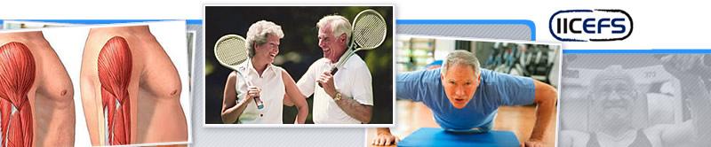 """Webinar de """"Envejecimiento"""" Muscular: Un Problema Más Allá de la Estética Corporal. Rol del Ejercicio Físico y la Nutrición Sobre el Músculo Esquelético"""