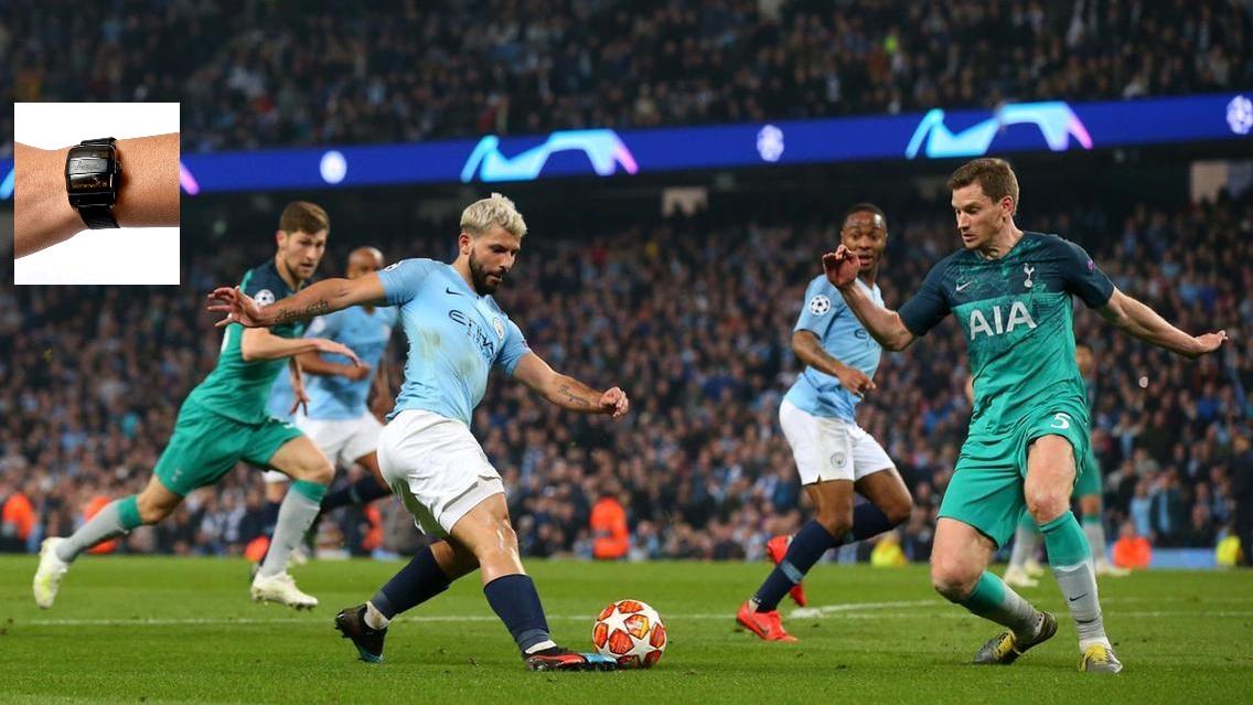 Influencia de partidos de fútbol de noche en el sueño en jugadores de élite
